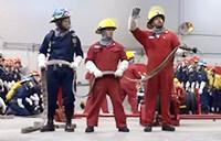 Firefighting Damage Control