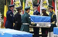 Korean Remains Repatriation
