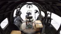 Flight Aboard B-17