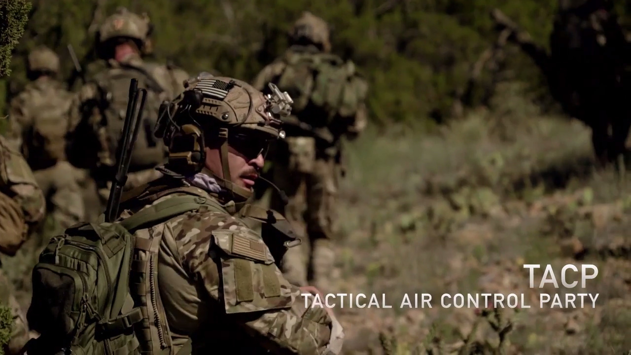 U.S. Army • The Tactical Air Control Party • Innovative Tactics • Fort Bragg, N.C USA 2020