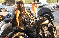 Two Veterans on Veterans Charity Ride and Transitioning