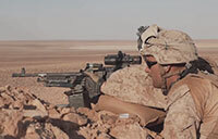 Marines Operate in Syria Amid Russian Threat