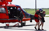 CG Medevacs Texas Fisherman