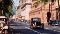 'The Pacific War in Color' - Hawaii Before Pearl Harbor