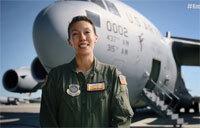 Capt. Susan Finch: C-17 Pilot