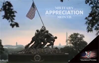 Military Appreciation Month: Answering the Call