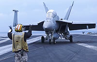 USS Harry S. Truman (CVN 75) Conducts Flight Operations