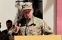 U.S. Army Gen New Afghanistan Commander