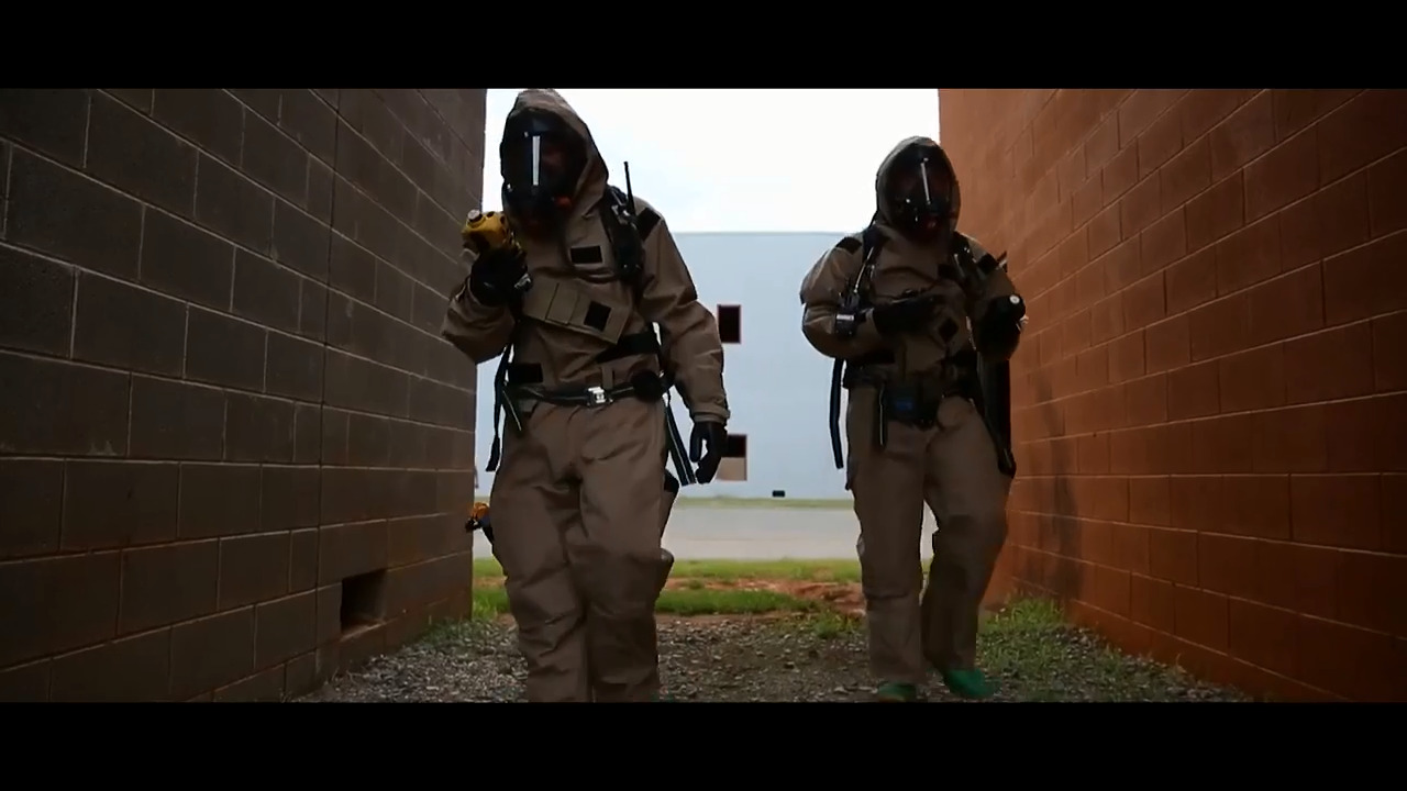 Marine Corps CBRN Training