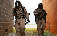 Marine Corps CBRN Training