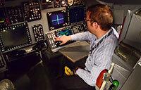 B-1 Simulator