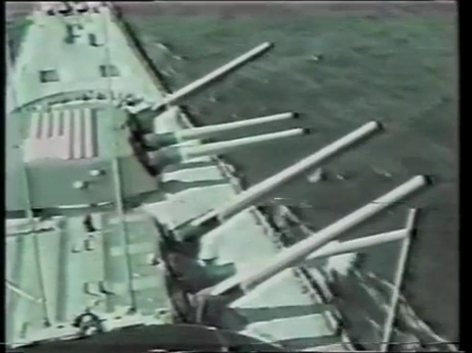 USS Iowa Gun Turret Explosion (1989)