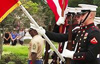 Marine Week Charlotte: 9/11 Memorial