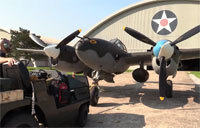 Epic: WWII-Era P-38L Lightning Pulled Out of Storage
