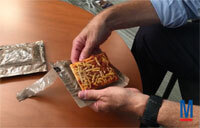 Unboxing: New Pizza MRE