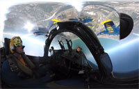 Blue Angels Diamond Takeoff at Myrtle Beach 360
