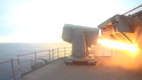 Rolling Airframe Missile Live-Fire