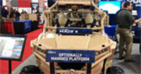Driver Optional: Polaris M-RZR X Vehicle at Modern Day Marine