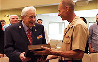Sgt. Edgar Harrell, USS Indianapolis Survivor