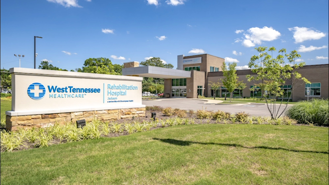 West Tennessee Healthcare Rehabilitation Hospital Jackson A Partnership With Encompass Health