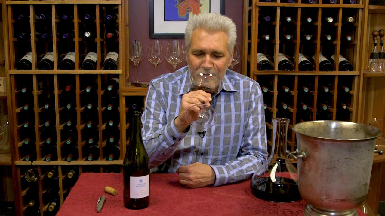 Aldrich Browne 2012 Syrah, Perli Vineyard, Mendocino Ridge