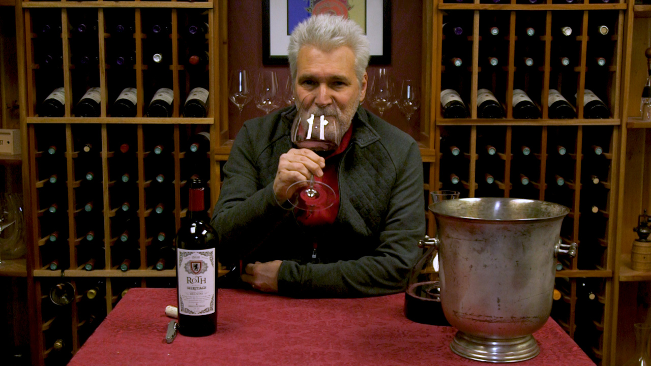 Roth Estate 2016 Heritage Red, Sonoma County