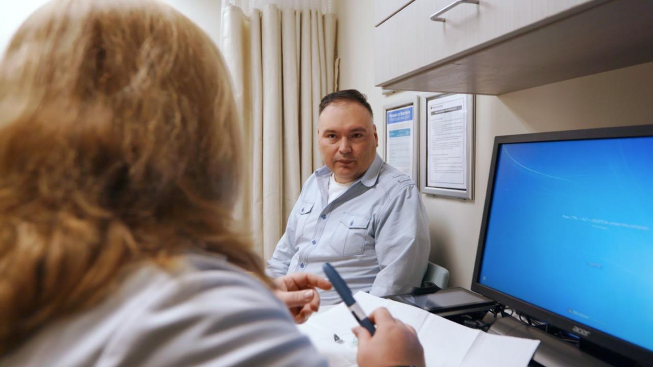 Health Hub Customer Testimonial - Luis