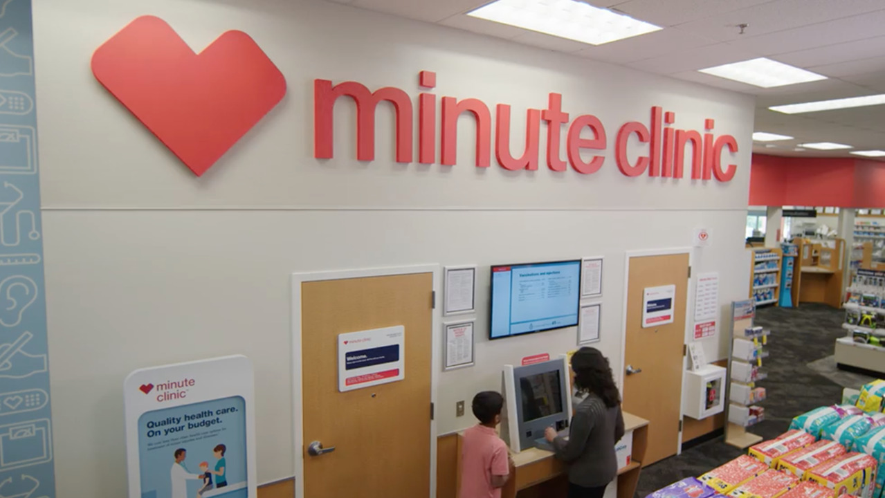 cvs-minuteclinic-b-roll