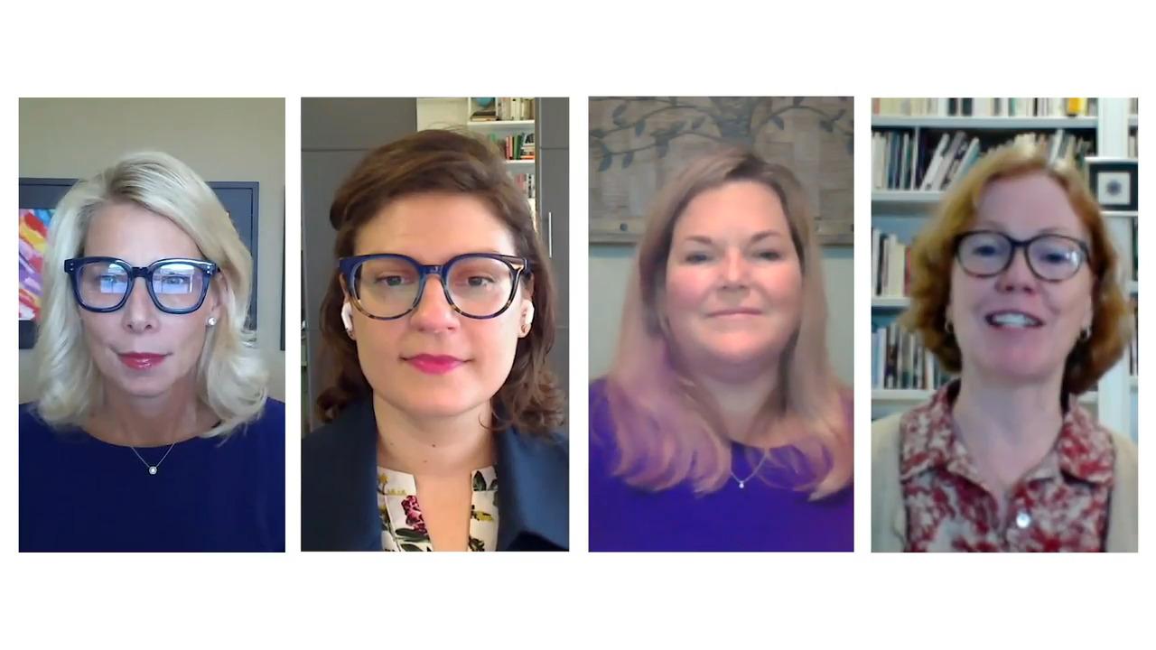 CVS Health Live: The mental health impact of COVID-19 on women