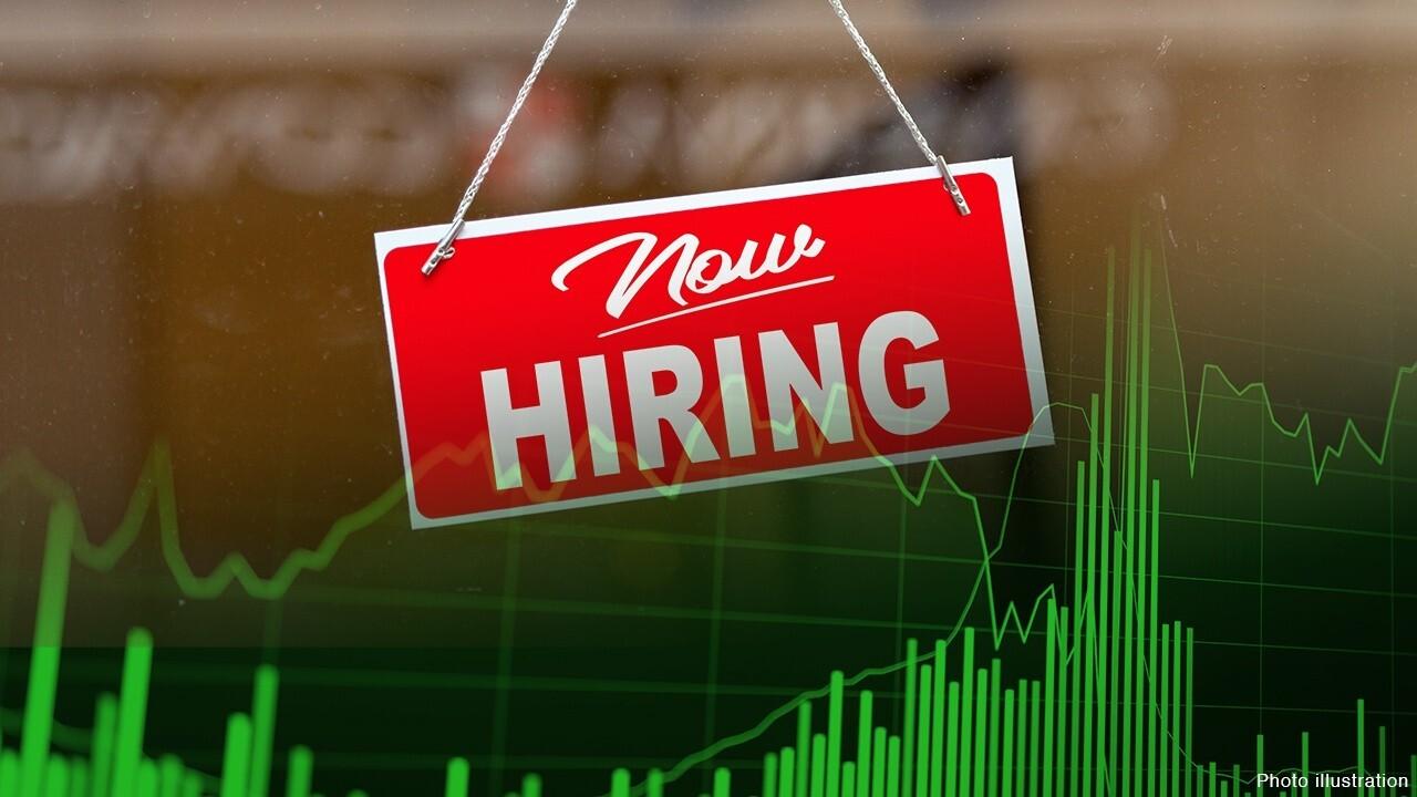 Fox Business' Edward Lawrence breaks down the September jobs report.