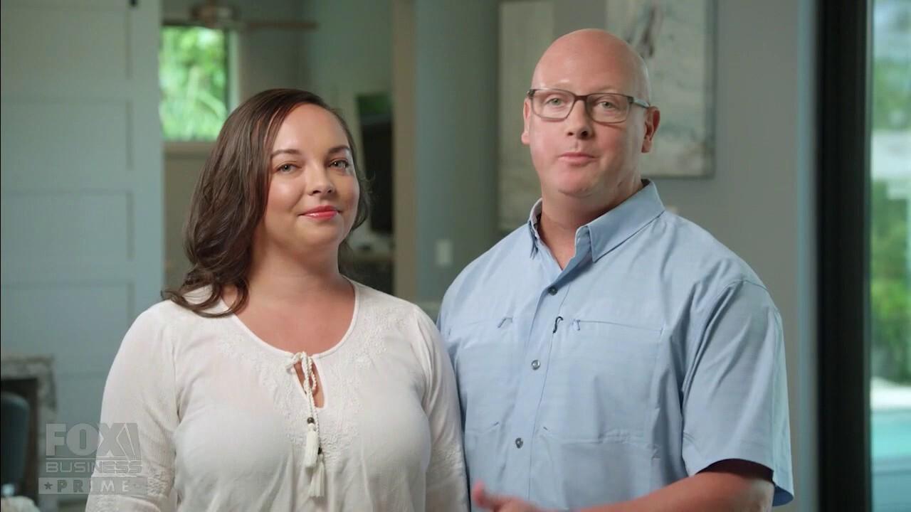 Cheryl Casone hosts the new Fox Business program 'American Dream Home'