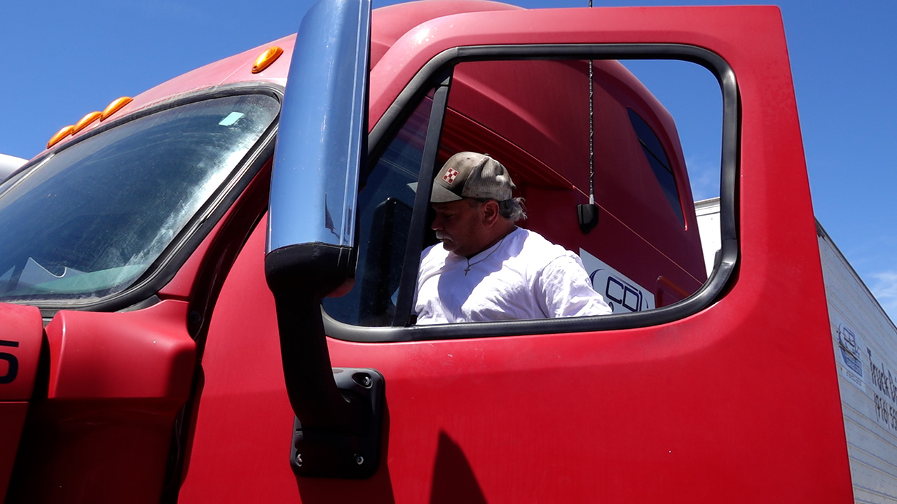 Consumers could see prices rise as trucking industry struggles to staff