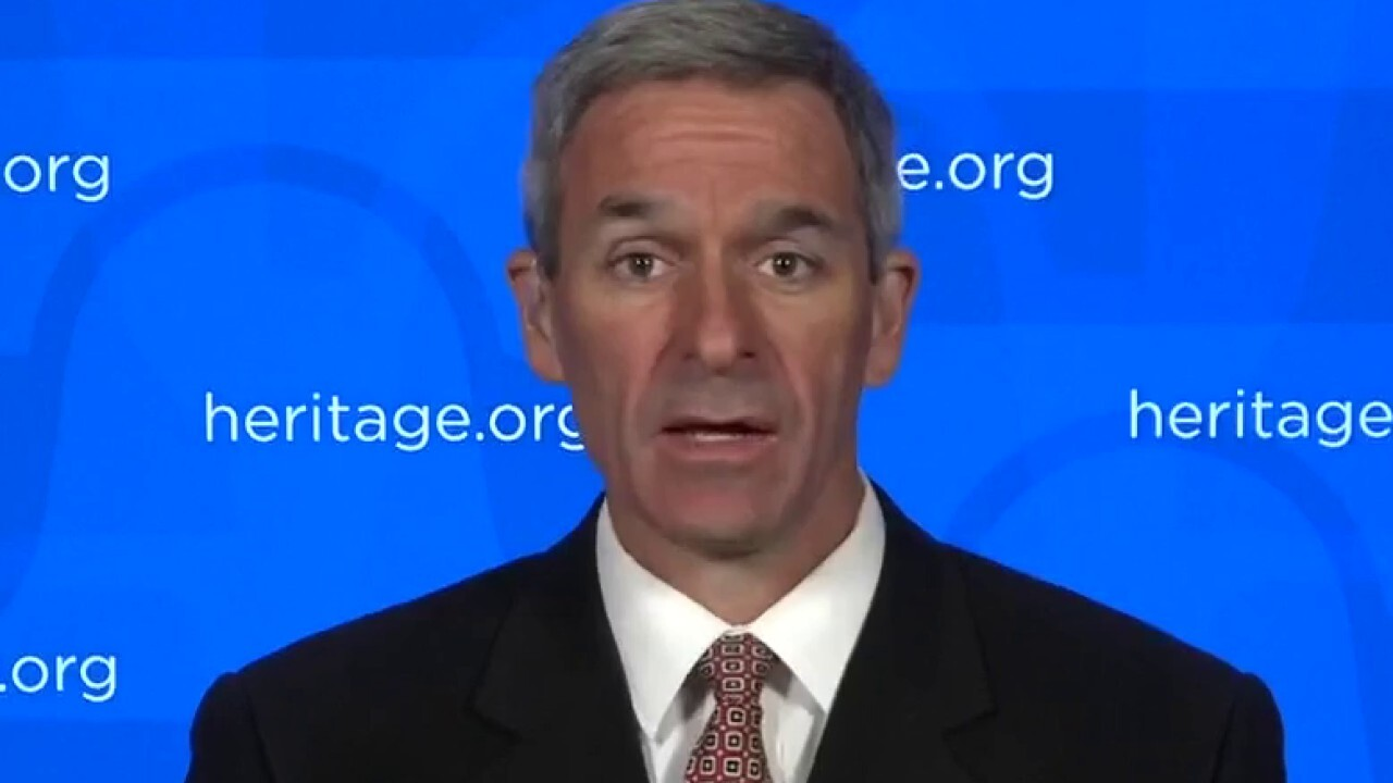 Cuccinelli: Biden doesn't have 'courage' to fix immigration problem