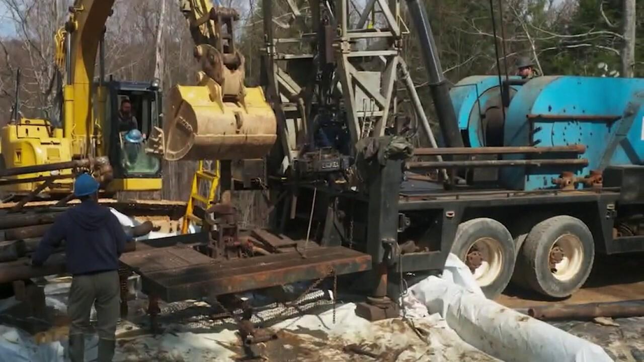 How America Works: Fracking in western Pennsylvania
