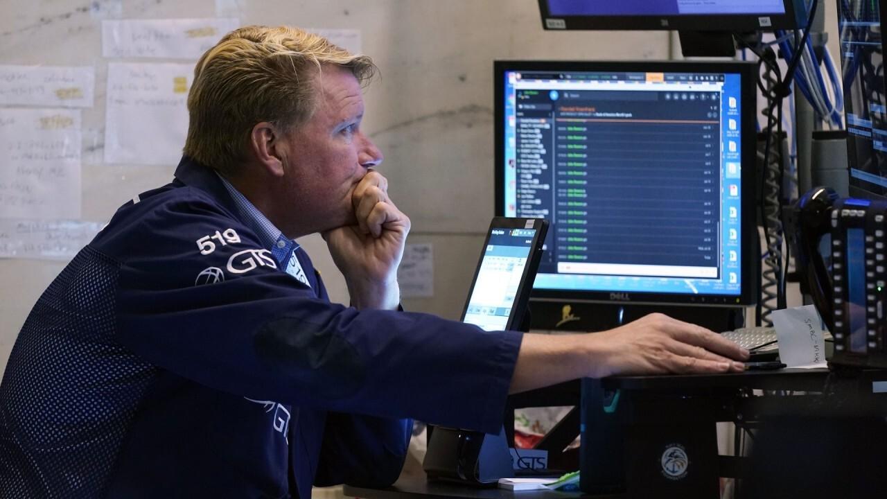 Market under pressure after jobs data miss, Fed concerns