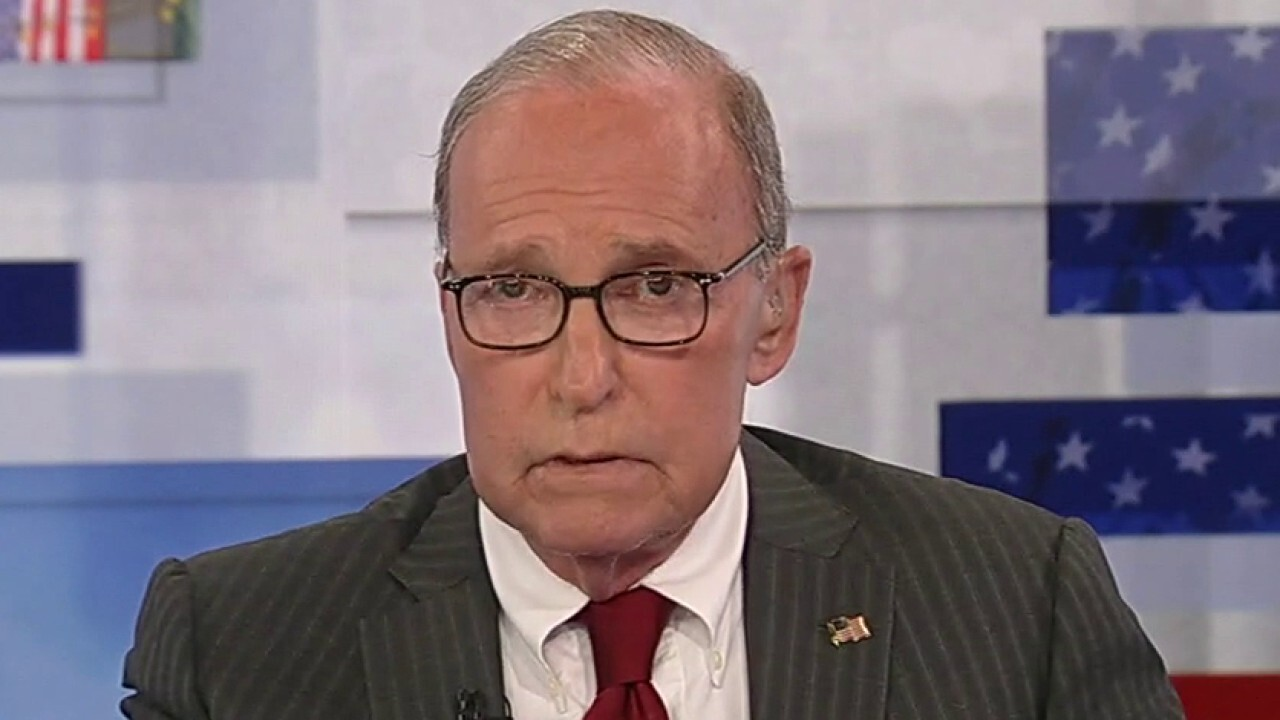 FOX Business host weighs in on Biden's Afghanistan failure and the democrats' spending spree on 'Kudlow'