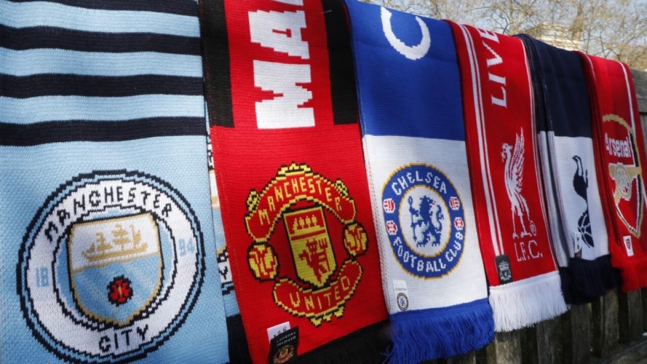 European Super League causing outrage in soccer world