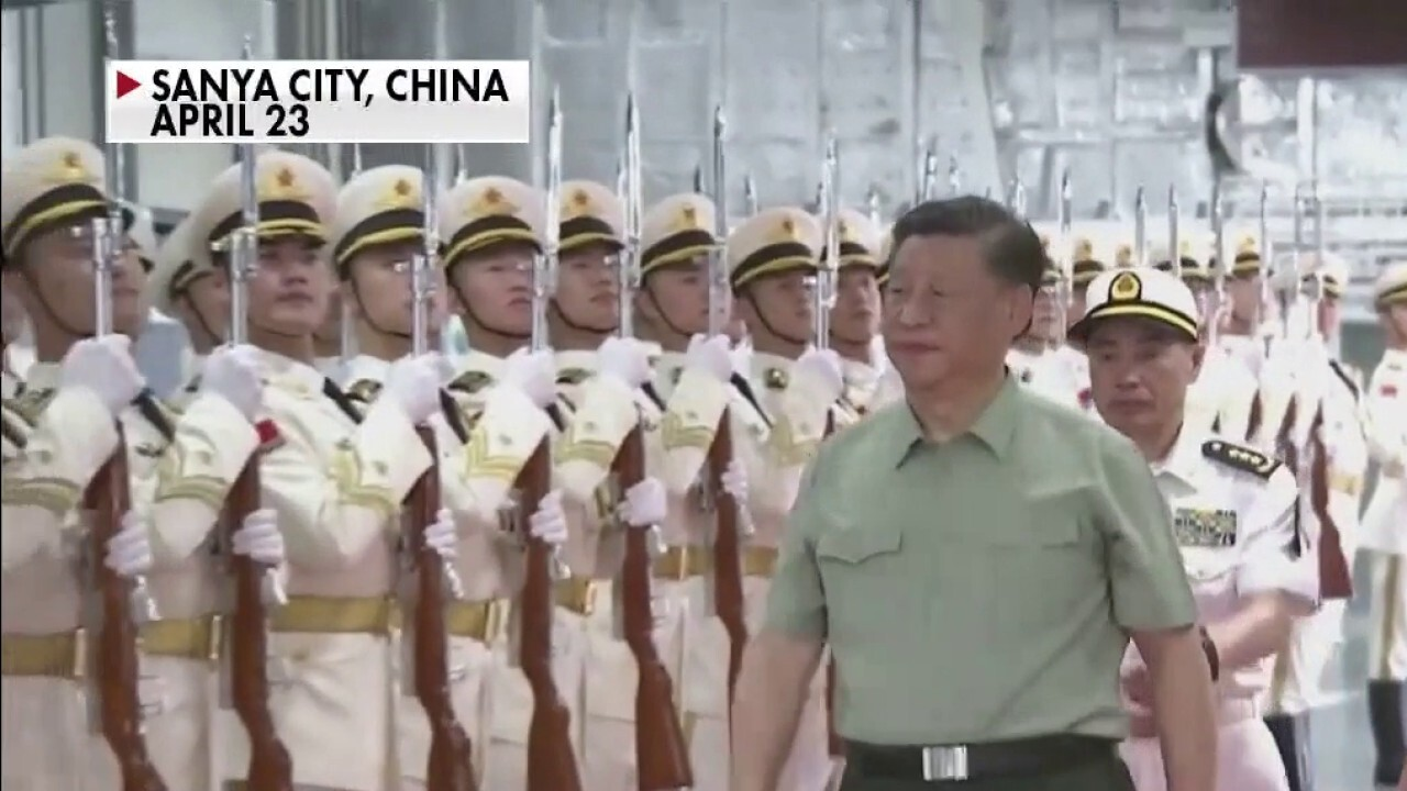 West Point report says China already pursuing an 'irregular' war with US