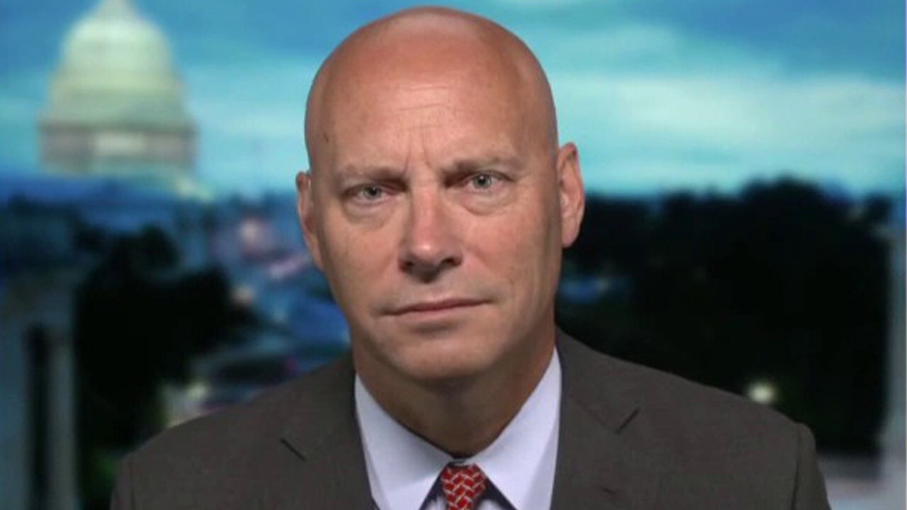 Marc Short, former Chief of Staff to Vice President Pence, weighs in on the Biden administration's handling of the Afghanistan withdrawal.