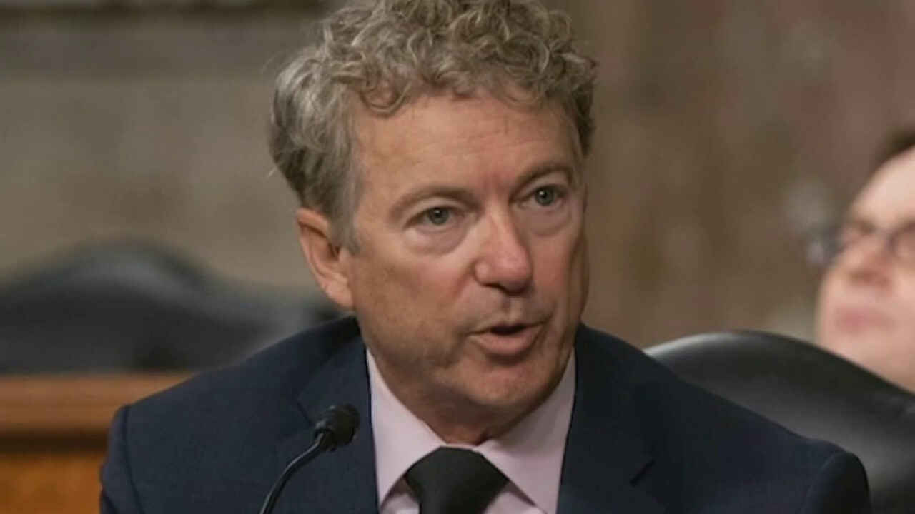 Rand Paul blasts YouTube after removing video he posted on masks