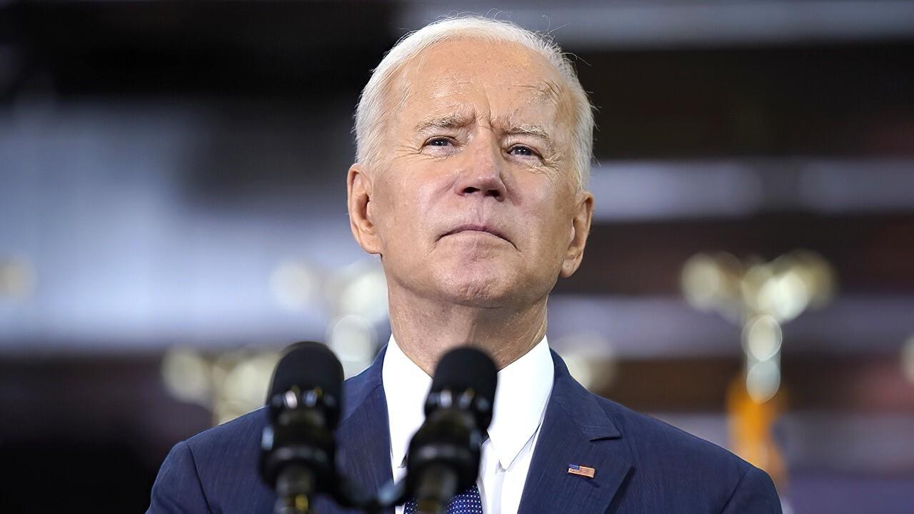 Biden is not willing to listen to reason: Kristin Tate