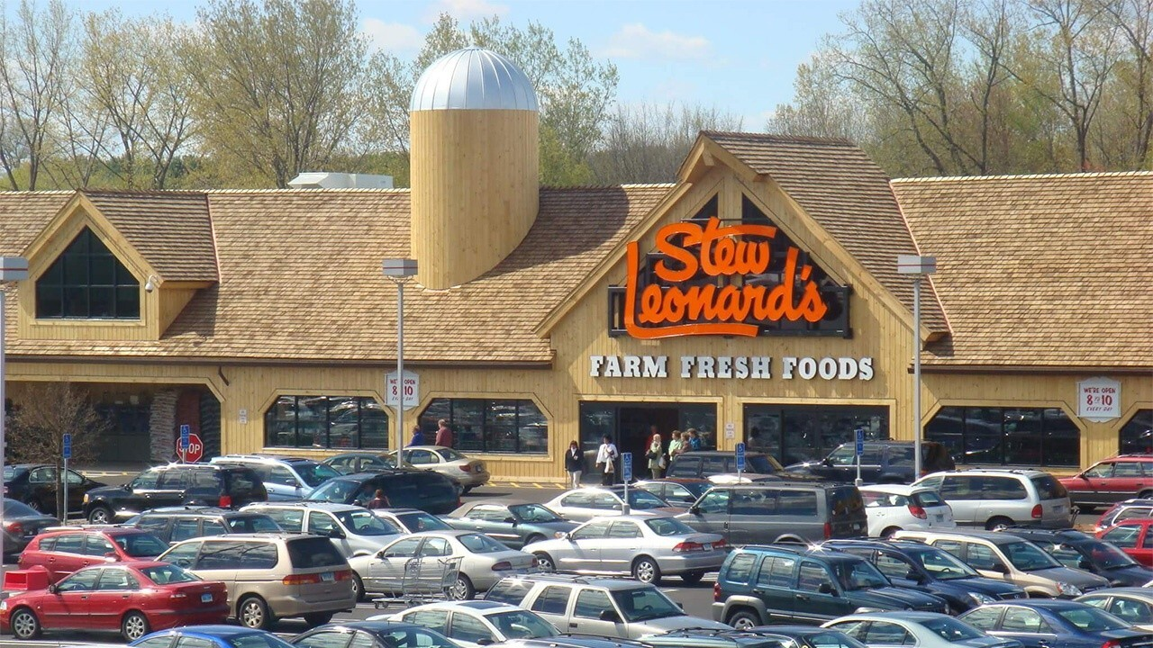 Stew Leonard's CEO Stew Leonard Jr. weighs in on food inflation.