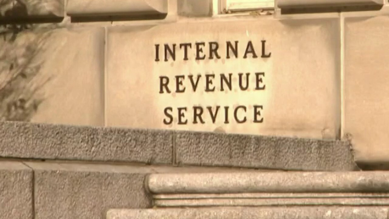 Former DOJ official Robert Driscoll says the 'IRS has to come down heavy' on leaker