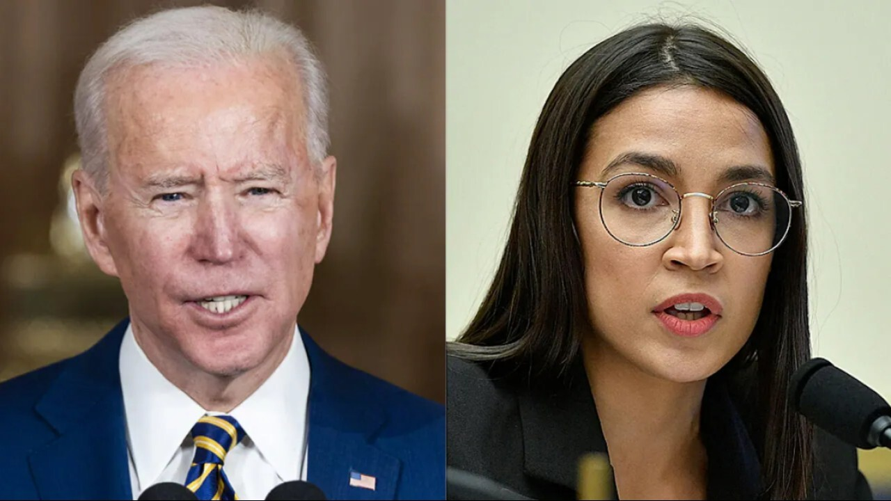 FreedomWorks economist Steve Moore discusses Rep. Alexandria Ocasio-Cortez, D-N.Y., suggesting the Biden administration should spend $10 trillion on infrastructure.