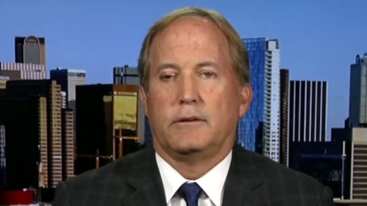 Texas Attorney General Ken Paxton on the overwhelmed border as Texas sees surge in migrants, Biden's immigration policies and the country's national security.