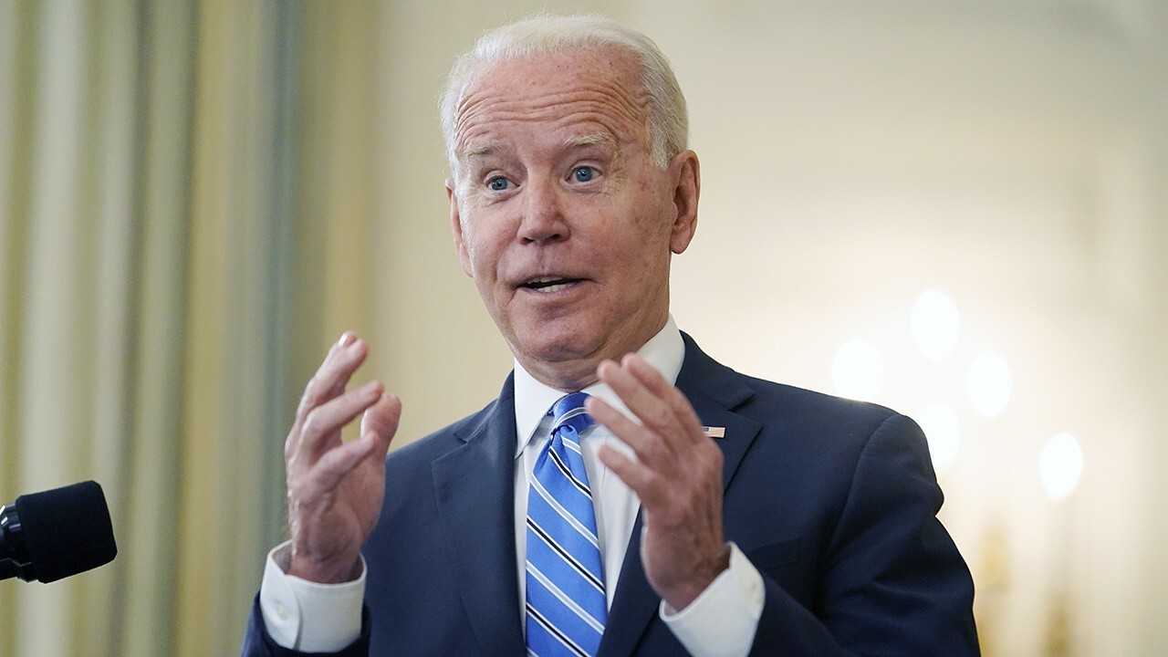 California GOP chair accuses Biden of trying to save Newsom 'instead of saving Americans'