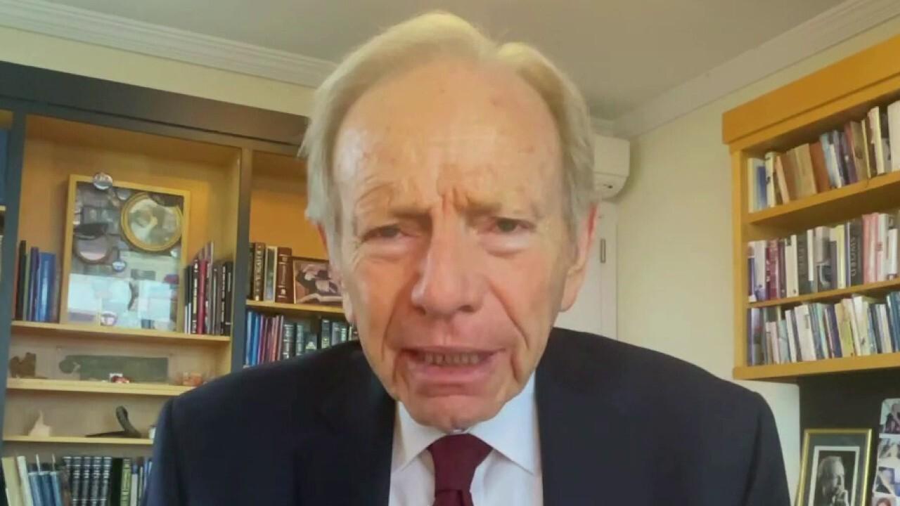 Lieberman: US headed towards another 'Cold War'