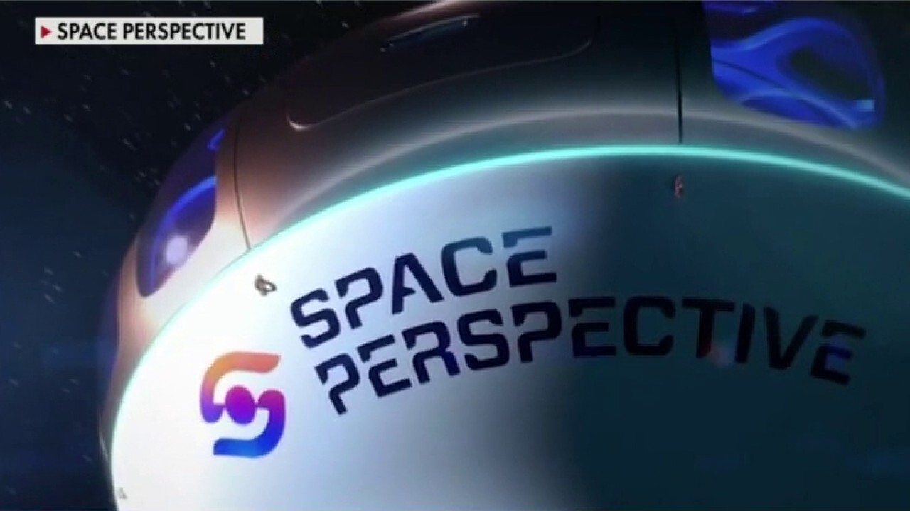 Taber MacCallum, co-founder of Space Perspective, joins 'Varney & Co.' to discuss his space balloon venture, which provides a 'gentle' liftoff to the edge of space for $125,000 per person.