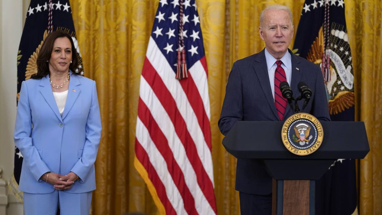 President Biden, Vice President Harris deliver remarks and convene Cabinet officials, governors, and private sector partners to discuss the intersection of drought, heat, and wildfires in the western US.