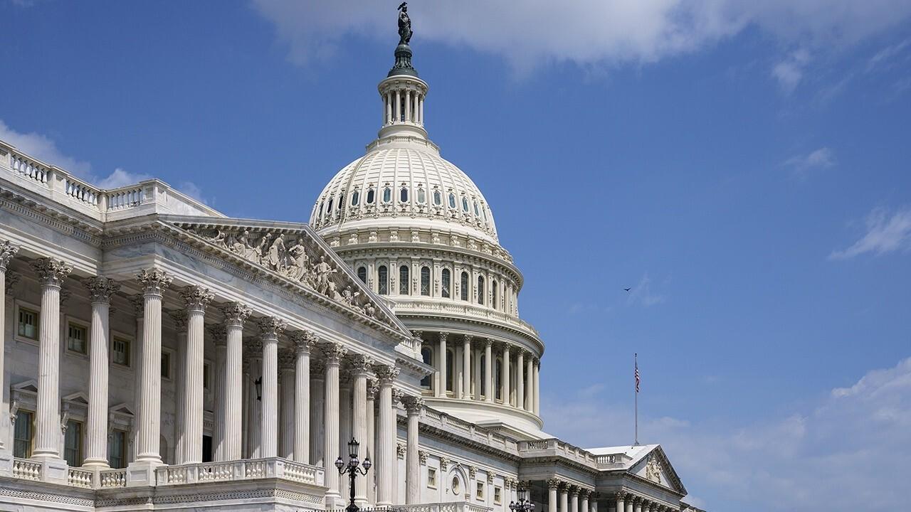 Dems face showdown on Biden's spending agenda